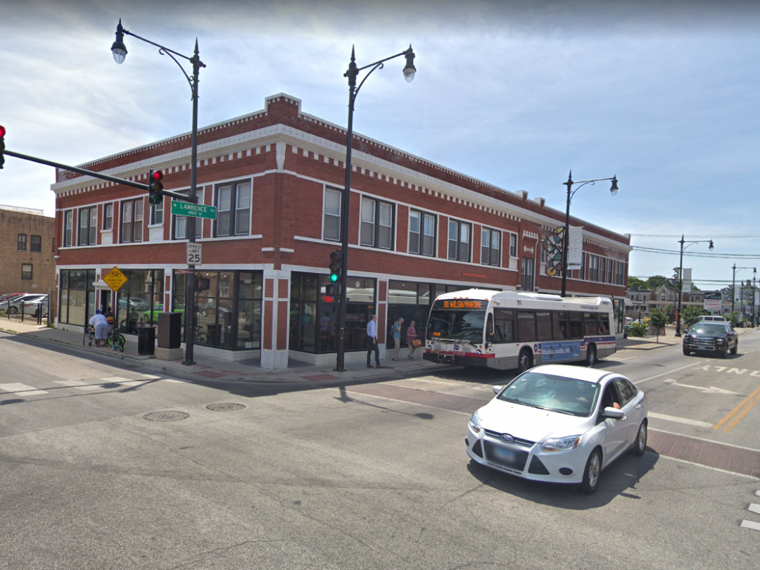 4756 N. Clark Street, Mixed-Use Retail Building