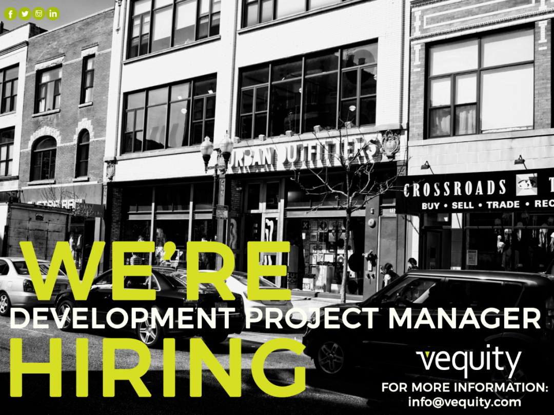 Vequity is Hiring!