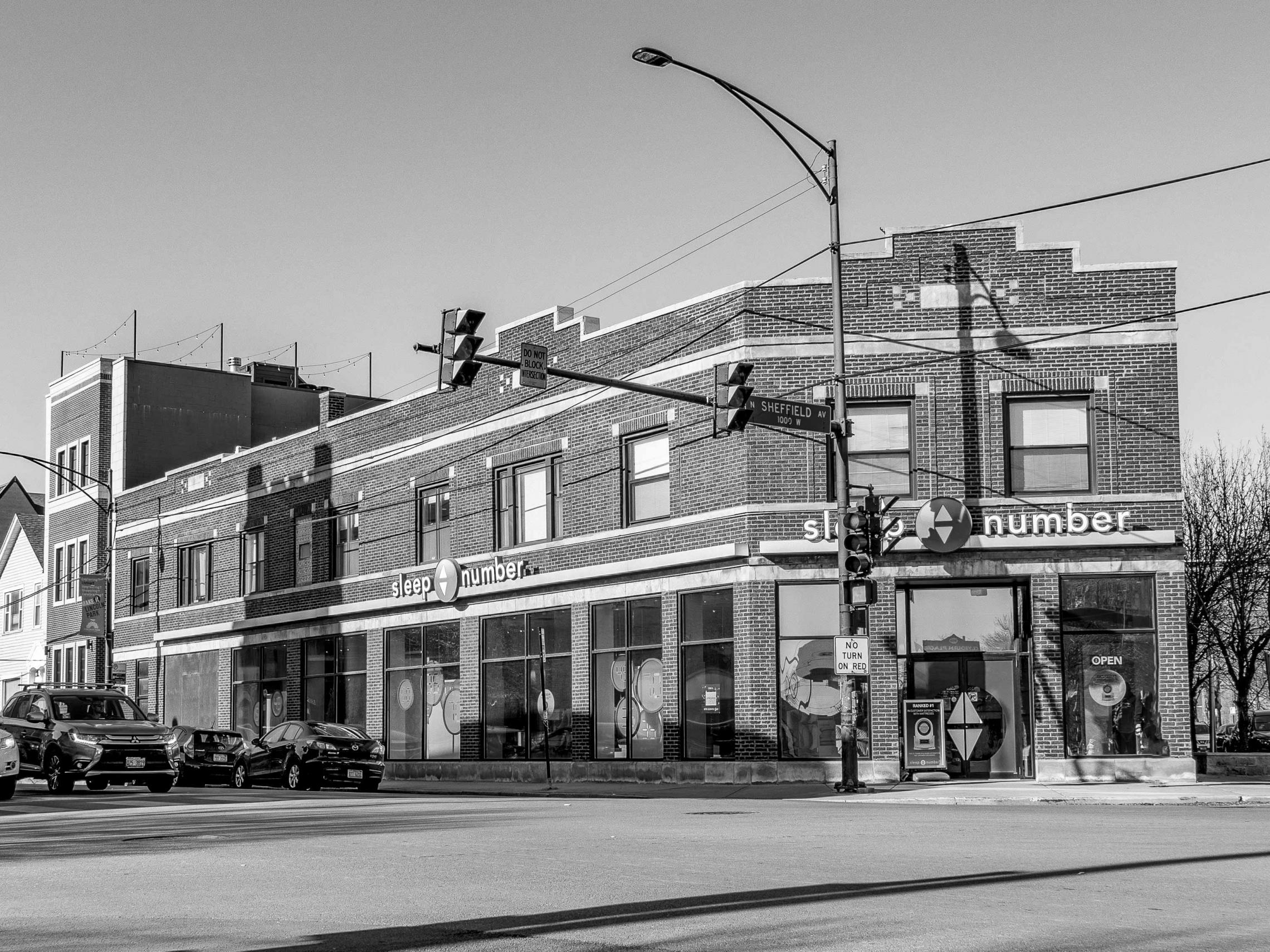 1801 N Clybourn Avenue in Chicago, IL